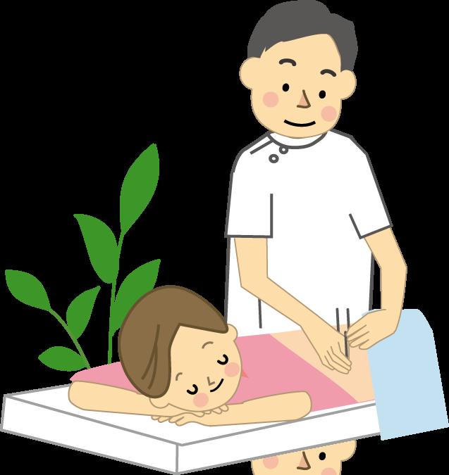 訪問鍼灸治療