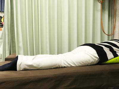 膝体操 大殿筋1