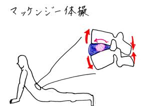 腰痛体操 マッケンジー体操