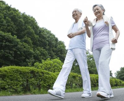 変形性膝関節症克服