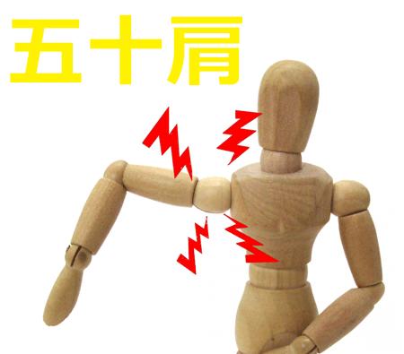 五十肩・肩関節周囲炎
